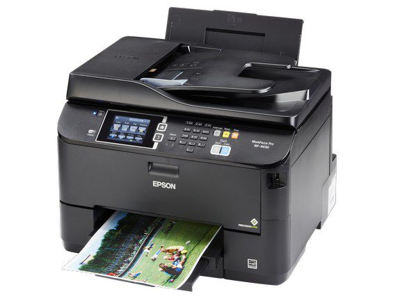 Epson workforce pro WF 6530