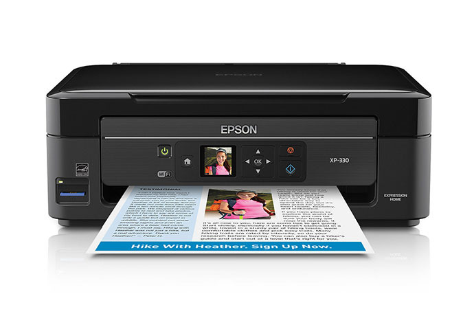 epson expression home XP 340