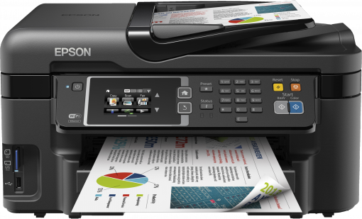 epson workforce wf 3620