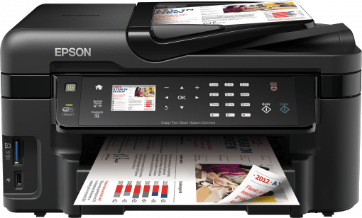 Epson Workforce WF 3520