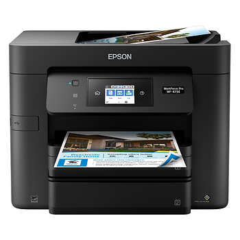 epson workforce wf 4734