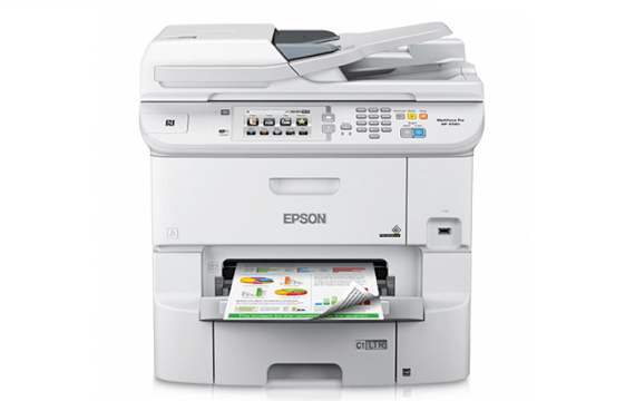 Epson workforce pro WF 6090